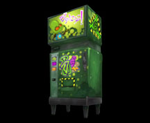 Wildstar Housing - Galerade Vending Machine