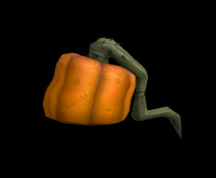 Wildstar Housing - Pumpkin (Orange)