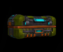 Wildstar Housing - Weapons Crate (Exile)