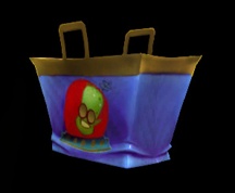 Wildstar Housing - Winterfest Gift Bag (Blue)