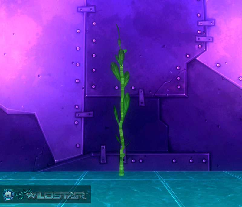 Wildstar Housing - Leafy Stalk 2