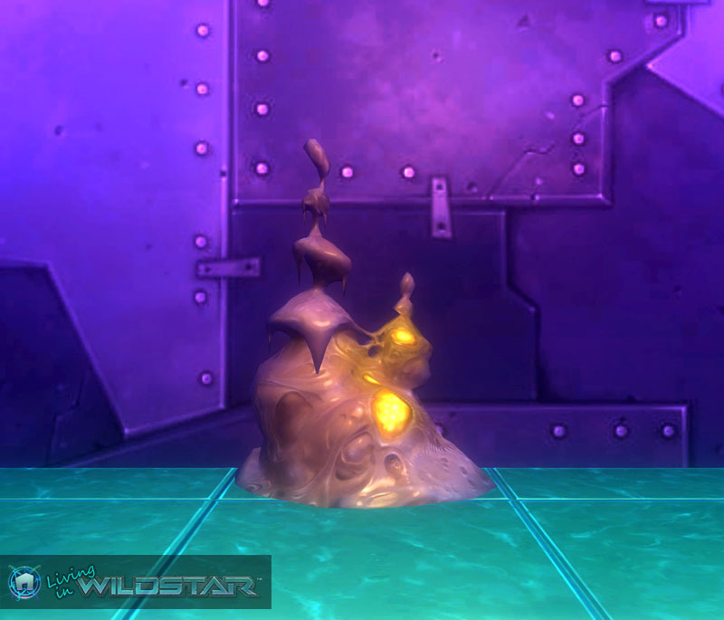Wildstar Housing - Terminite Colony (Rounded)