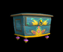 Wildstar Housing - Bedside Dresser (Aurin)