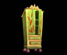 Wildstar Housing - Wardrobe (Aurin)