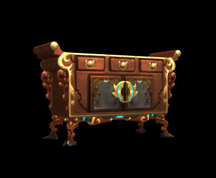 Wildstar Housing - Dresser (Exotic)