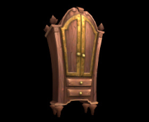 Wildstar Housing - Dresser (Ornate)