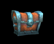 Wildstar Housing - Treasure Chest (Burnished)