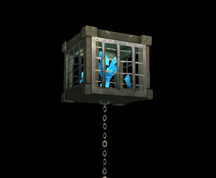 Wildstar Housing - Cage (Loftite)