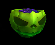 Wildstar Housing - Candy Bowl (Green)