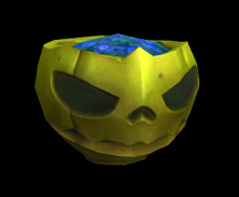 Wildstar Housing - Candy Bowl (Yellow-Green)