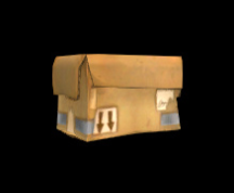 Wildstar Housing - Cardboard Box (Open)