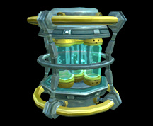 Wildstar Housing - Plasma Container (Ikthian)