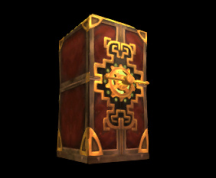 Wildstar Housing - Standing Chest (Ornate)