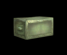 Wildstar Housing - Crate (Metal)