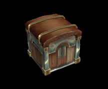 Wildstar Housing - Wood / Metal Crate