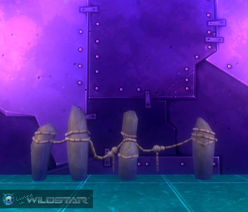 Wildstar Housing - Long Fence (Granok)