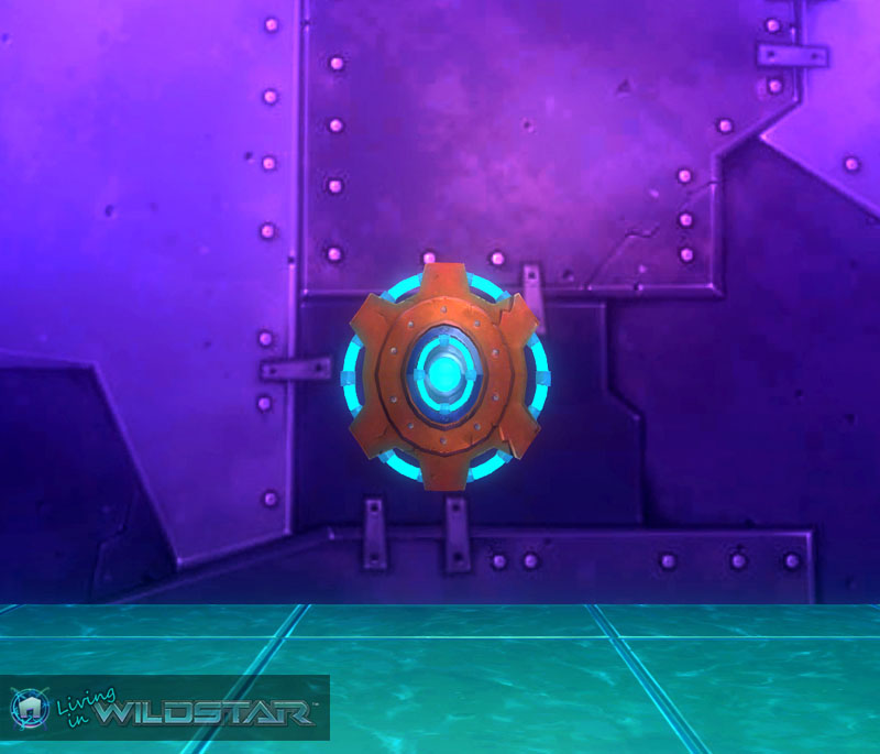 Wildstar Housing - Lamp (Gear)