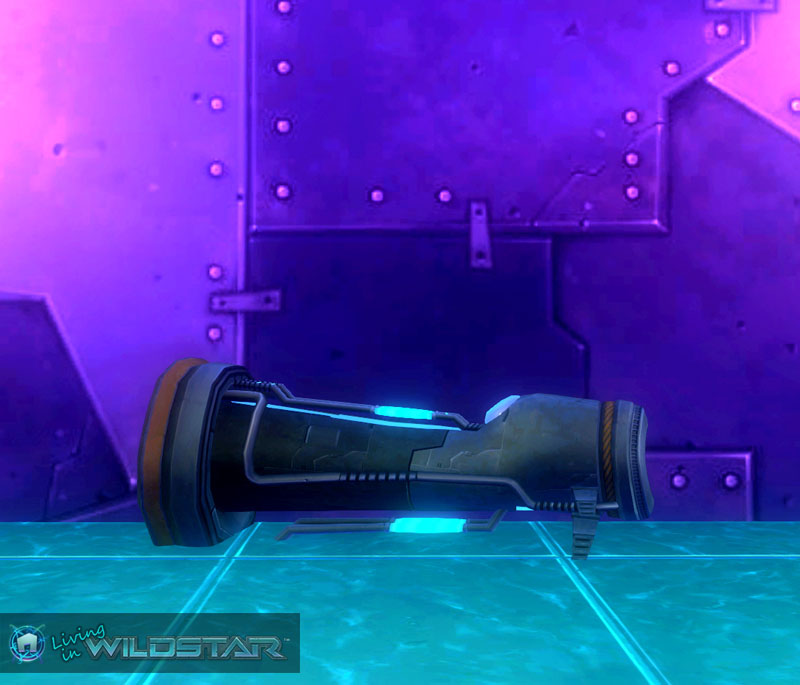 Wildstar Housing - Racer Ship Hull