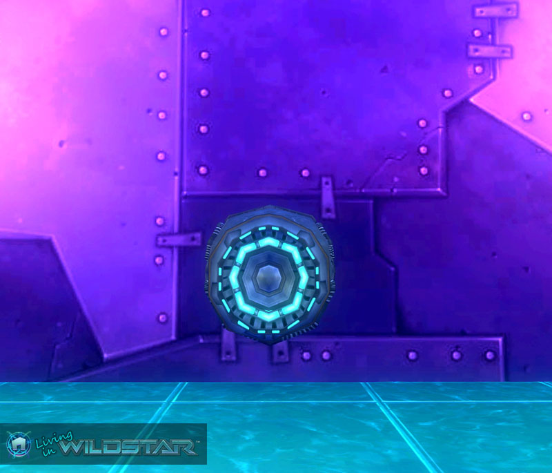 Wildstar Housing - Tech Shuttle Engine