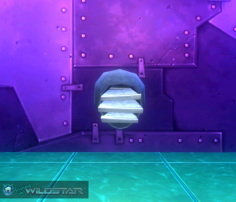 Wildstar Housing - Tech Shuttle Vent