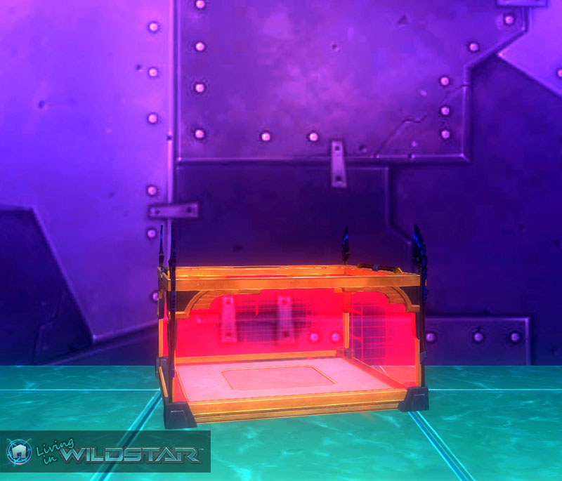 Wildstar Housing - Laser Scanner (Dominion)