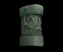 Wildstar Housing - Decorative Totem (Endcap)