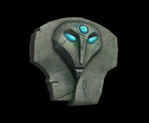 Wildstar Housing - Torine Head Statue