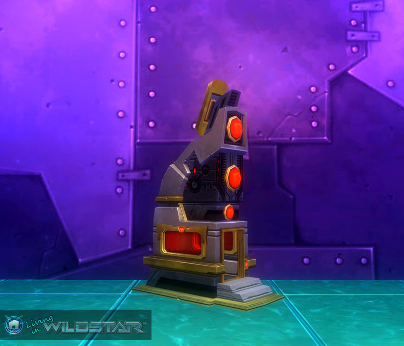 Wildstar Housing - Bunker (Dominion)