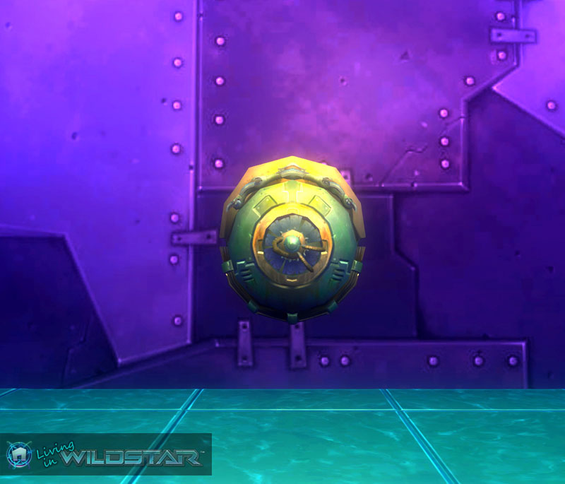 Wildstar Housing - Exhaust Fan (Marauder)