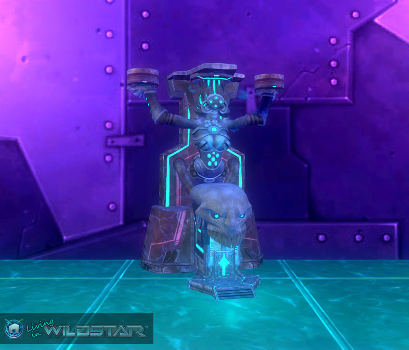 Wildstar Housing - Osun Thought Forge