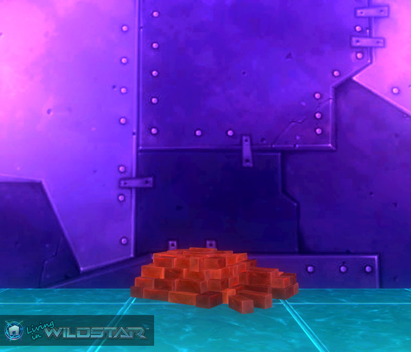 Wildstar Housing - Pile of Bricks