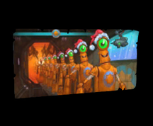 Wildstar Housing - Advertisement (Winterfest, Bots)
