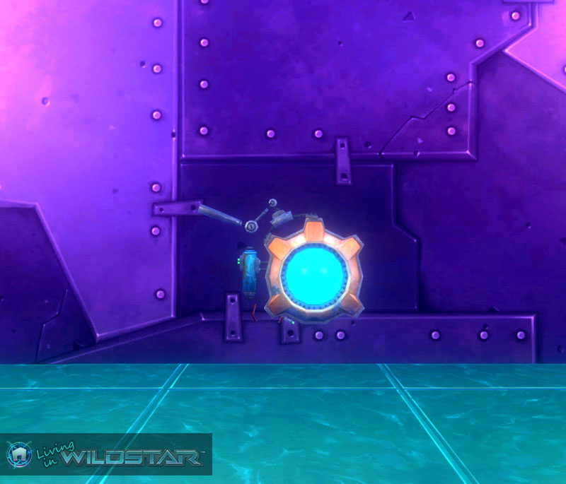 Wildstar Housing - Sign (Exile)