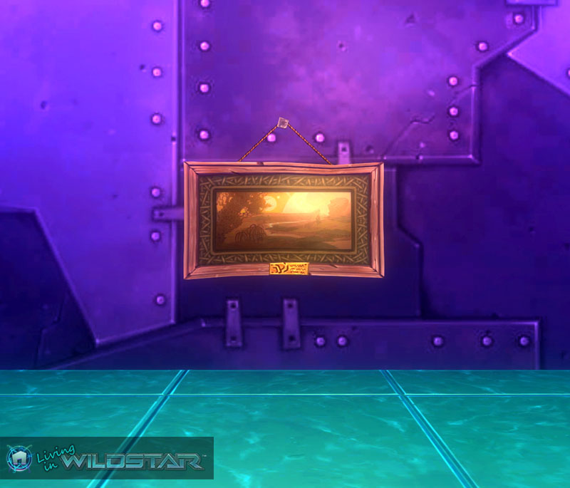 Wildstar Housing - Picture (Landscape)