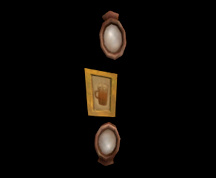 Wildstar Housing - Picture Frames (Small)