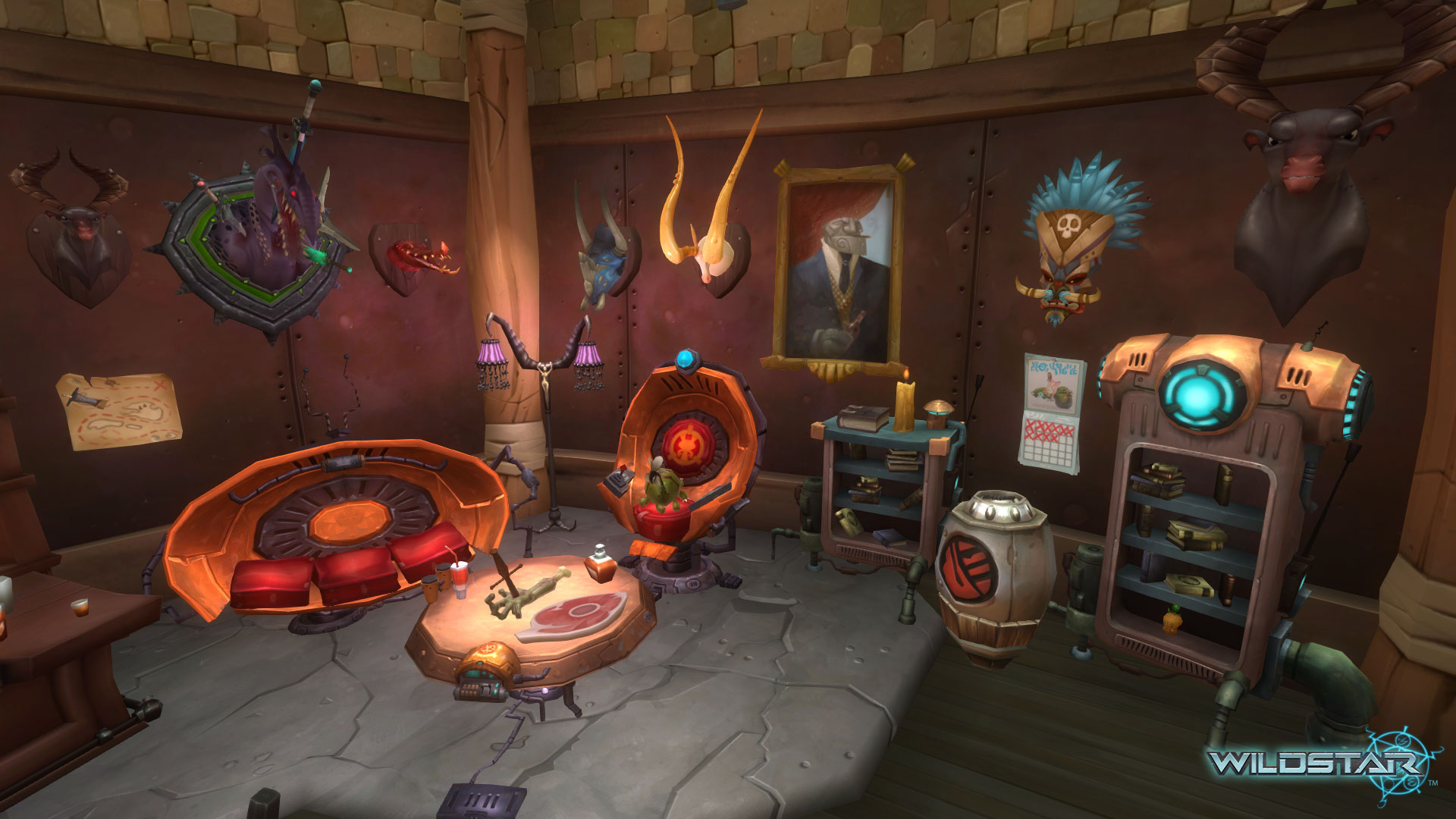 housing decor. Because A Home Is Just Not Complete Without Meteor In Your Yard  Decor Living Wildstar